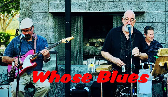 Whose Blues